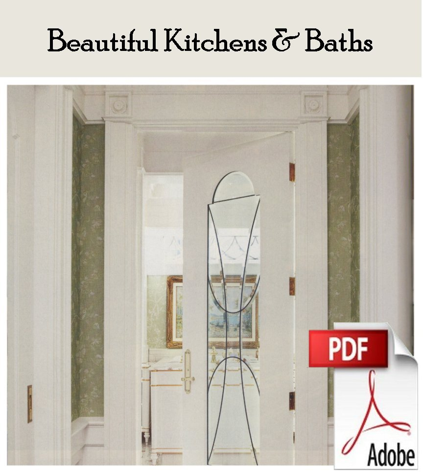 Beautiful Kitchens & Baths, Winter 2011