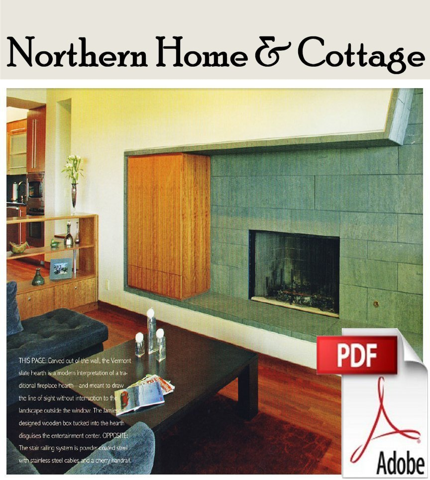Northern Home & Cottage article